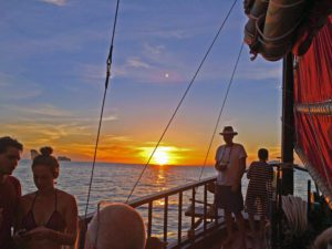 Krabi sailing tours