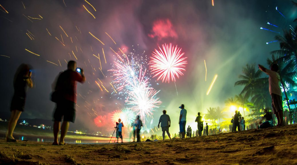 Krabi New Year's Eve