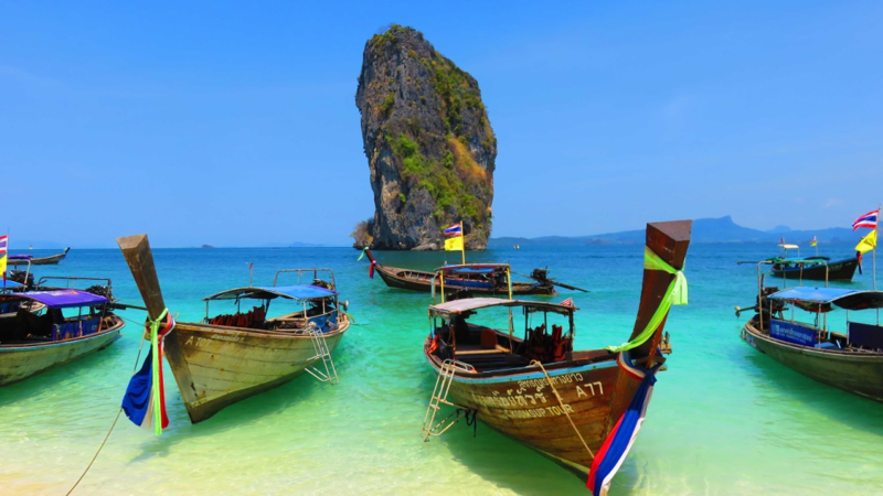 Krabi Thailand - Destination Party