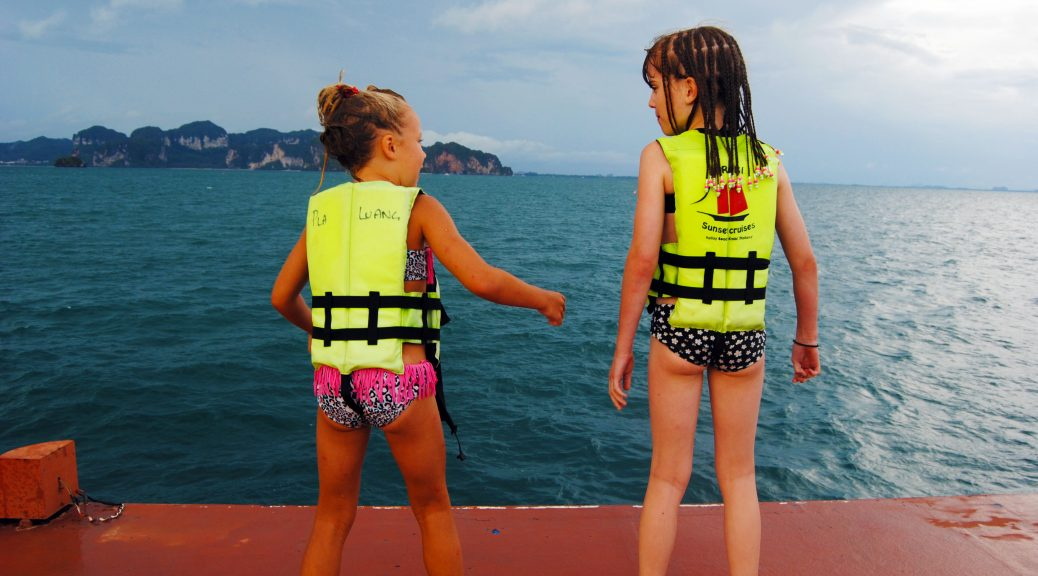 Thailand Boat Cruise