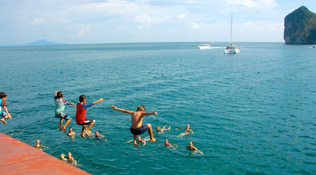 Krabi Morning Cruise