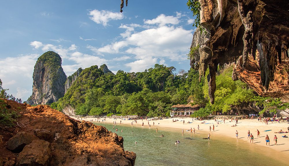 Thailand top stop in South East Asia