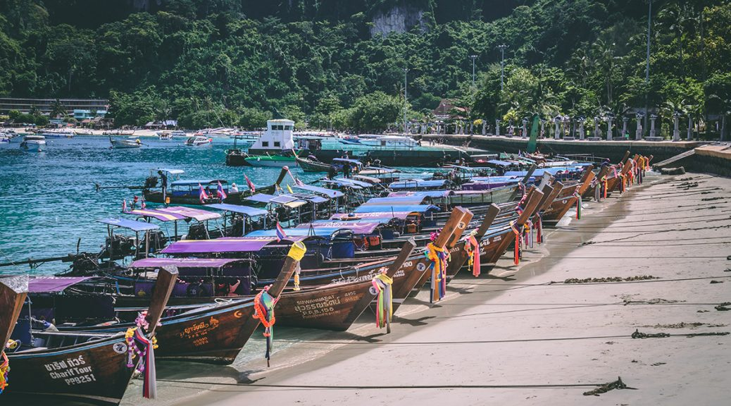 Krabi, Thailand, Tourist Attractions